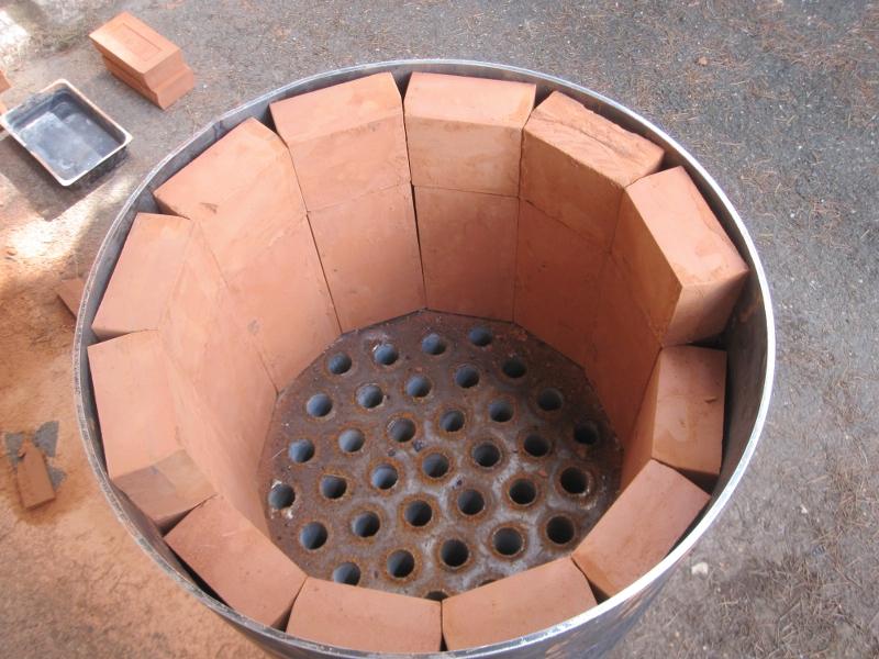 Energia alternativa laboratory costruire una stufa a for Costruire stufa pirolisi
