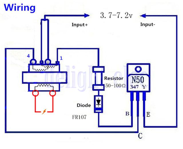 Schema Elettrico Elettrificatore Per Recinti : Alta tensione recinto elettrico taser