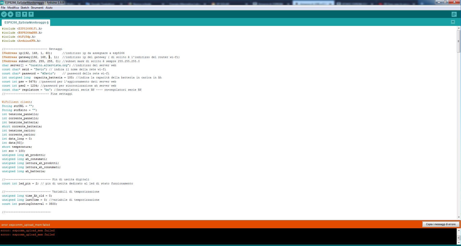 ErroreProgrammazioneESP8266.jpg