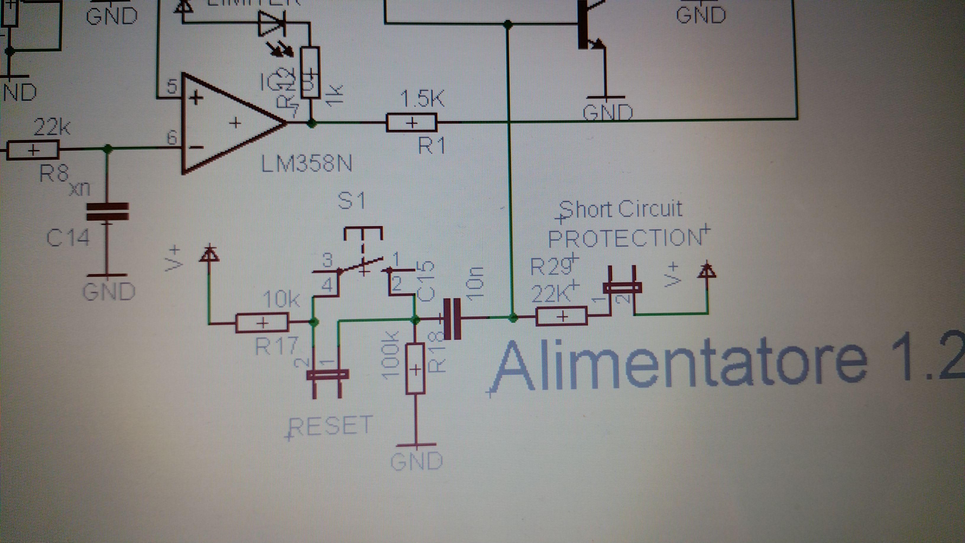Schema Elettrico Alimentatore : Energia alternativa laboratory alimentatore switching v a